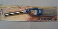 Зажигалка газовая с пьезо элементом AD TREND синяя 40