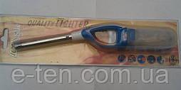 Газова запальничка з п'єзо елементом AD TREND синя 40