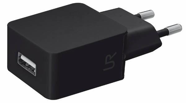 Зарядное устройство URBAN Smart Wall Charger (BLACK), фото 2