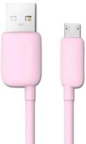 Кабель L02 - Micro USB - 1.2m (Pink)