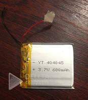 Аккумулятор литий-полимерный 3.7V 680mAh 4,0*40*45мм