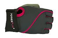 Перчатки для фитнеса PowerPlay 1725 женские размер S, фото 1