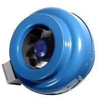 ВЕНТС ВКМ 125 - канальный вентилятор для круглых каналов