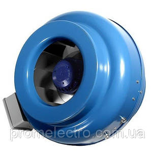 ВЕНТС ВКМ 125 - канальный вентилятор для круглых каналов , фото 2