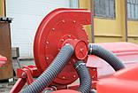 Вентилятор, ексгаустер в сборе на сеялку УПС,СПМ, СУПН, Веста-509.046.6150А, фото 2