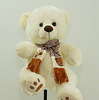 На День Рождения 8 марта красивый подарок девушке мягкая игрушка Мишка 41 см плюшевый