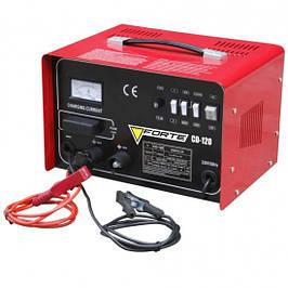 Автомобильные зарядные и пуско-зарядные устройства forte