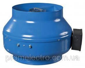 ВЕНТС ВКМ 200 - канальный вентилятор для круглых каналов , фото 2