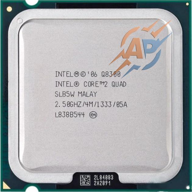 Процессор Intel Core 2 Quad Q8300 2.50GHz/4MB/1333MHz Socket 775