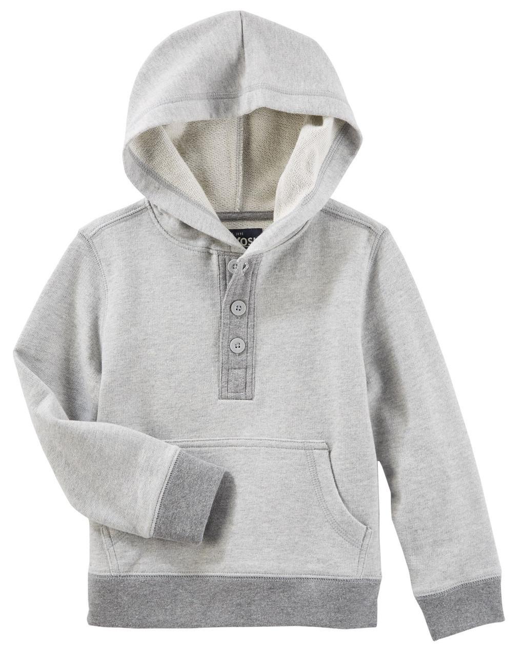 Пуловер Oshkosh French Terry 7 лет