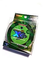 Рыболовный шнур Weida Target X4