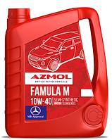 Моторное масло AZMOL Famula M 10W-40 5 л