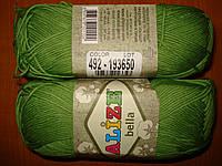 Alize Bella - 392 зеленый
