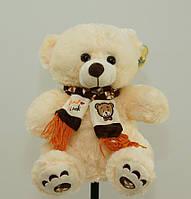 Детские игрушки плюшевый Мишка 41 см из специального антиаллергенного меха
