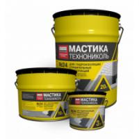 Мастика МГТН №24 ( БКГ) (20 кг.) Битумные гидроизоляционные материалы