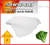 "Агроволокно на метраж 4%, Р-23 г/м²,ширина 3,2, длина отреза 5 м.""Shadow"" (белое), фото 1"