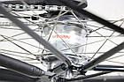 Велосипед міський Mifa Godewind 28 Nexus 7 Mat Black, фото 4