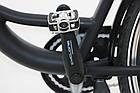 Велосипед міський Godewind 28 Nexus 7 Mat Black, фото 5
