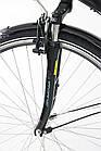Велосипед міський Mifa Godewind 28 Nexus 7 Mat Black, фото 7