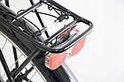 Велосипед міський Godewind 28 Nexus 7 Mat Black, фото 8