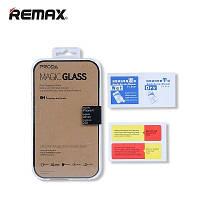 Стекло защитное Remax (пластиковая упаковка) 0.3mm iPhone 6 Plus/6S Plus
