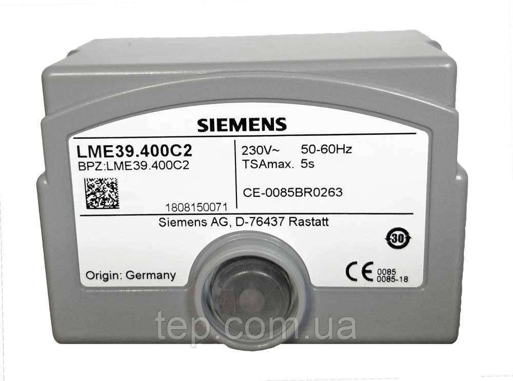 Контролер ( автомат горіння ) Siemens LME39.400C2