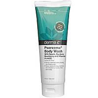 Очищающее средство для кожи Psorzema, Derma E, 236 мл