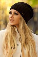 Зимняя женская шапка  Номи , фото 1