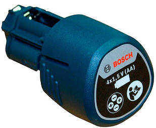Адаптер Bosch під батарейки АА1 (1608M00C1B)