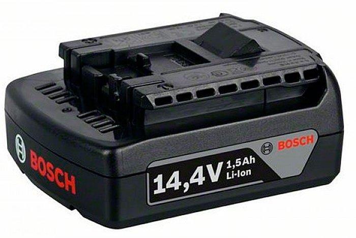 Аккумулятор Bosch GBA 14,4V 1,5 Ah M-A Professional (1600Z00030)