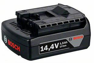 Акумулятор Bosch GBA 14,4 V 1,5 Ah M-A Professional (1600Z00030)