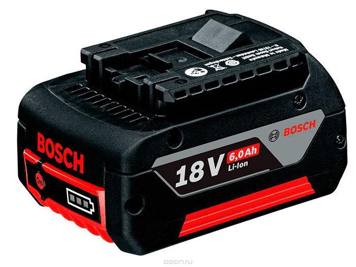Аккумулятор Bosch GBA 18 V 4,0 Ah M-C Professional (1600Z00038)