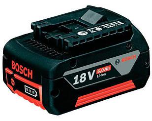 Акумулятор Bosch GBA 18 V 5,0 Ah M-C Professional (1600A002U5)