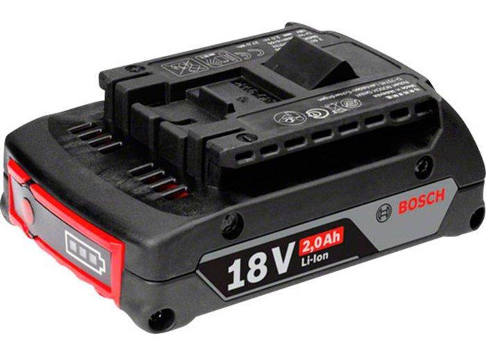 Аккумулятор Bosch GBA 18V 2.0Ah M-B Professional (1600Z00036)