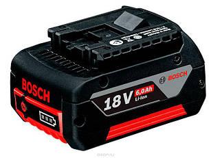 Акумулятор Bosch GBA 18V 6,0 Ah M-C Professional (1600A004ZN)