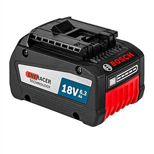 Акумулятор Bosch GBA 18V 6,3 Ah EneRacer (1600A00R1A)