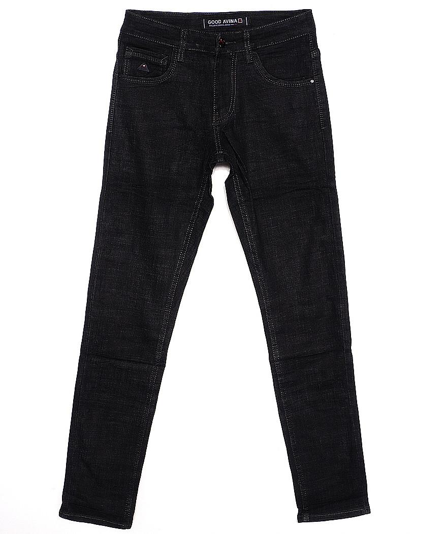d6d4dcdadcf85 8075 Good Avina джинсы мужские молодежные весенние стрейчевые (28-34, 8 ед.)