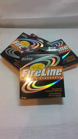 Плетенка Fire Line 100m 0.10мм, фото 2