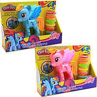 Тесто для лепки Play-Toy набор «My Little Pony» - 2 вида