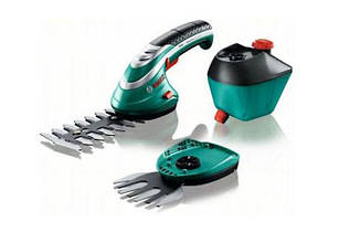 Аккумуляторный кусторез+ножницы+пульверизатор Bosch ISIO 3,6 (060083310G)