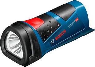 Акумуляторний ліхтар Bosch GLI 12V-80 Professional без з/у та акумуляторів (0601437V00)