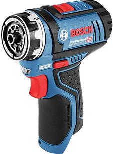Акумуляторний шуруповерт Bosch GSR 12V-15 FC без з/у та акумуляторів (06019F6004)