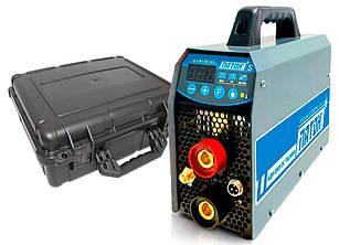 Аргонодуговой инверторный аппарат Патон АДИ-200S DC TIG/MMA+чемодан (20324735)