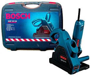 Бороздодел Bosch Professional GNF 35 СA + чемодан (0601621708)