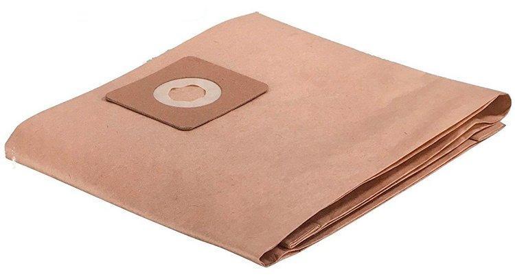 Бумажные мешки Bosch для AdvancedVac 20, 20 л, 5 шт (2609256F33)