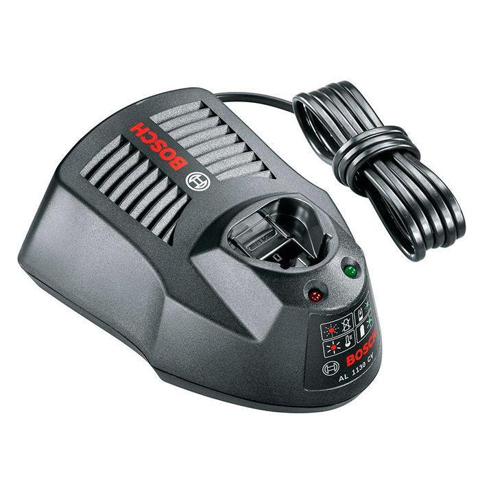 Быстрозарядное устройство Bosch AL 1130 CV 12V (2607225134)