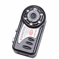 Мини камера Q5 Full HD с ИК подсветкой