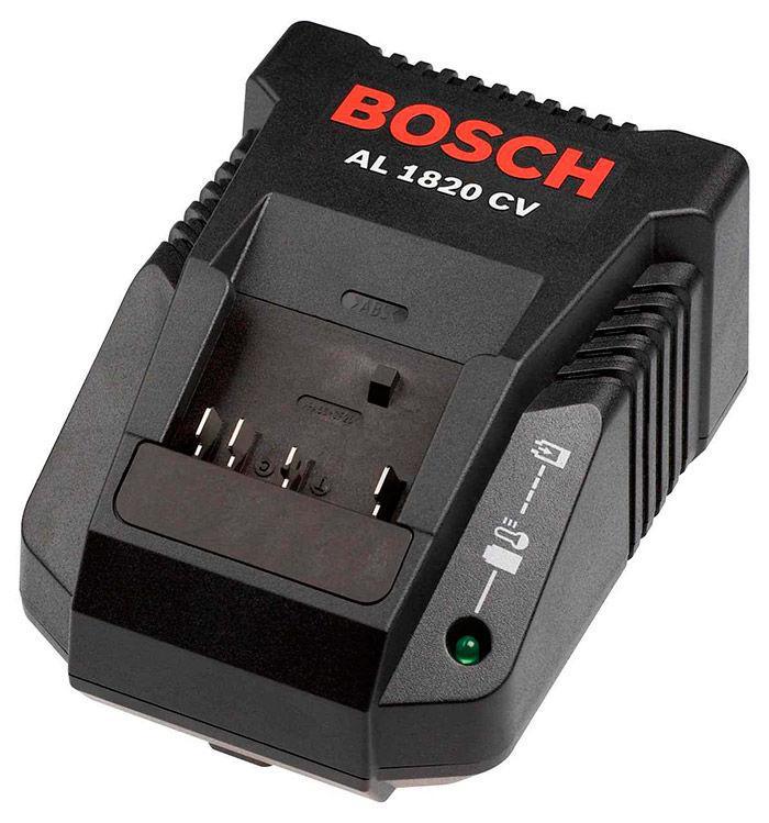 Быстрозарядное устройство Bosch Professional AL 1820 CV (2607225424)