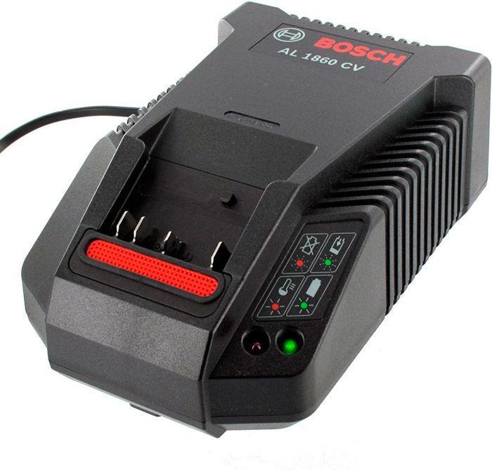 Быстрозарядное устройство Bosch AL 1860 CV (2607225322)
