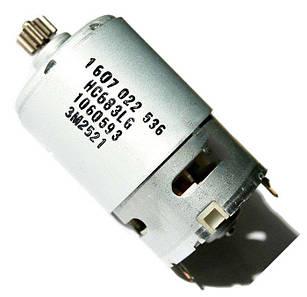 Двигатель на шуруповерт Bosch GSR 1440 Li (2609199378)